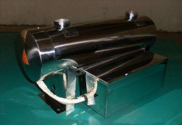 金属加热基材的加热器更具有稳定性