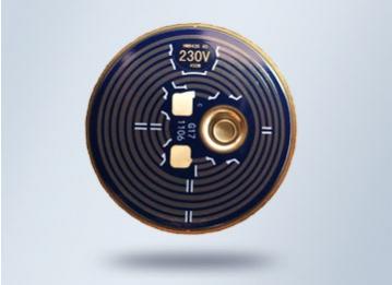 电热线圈电阻加热原理