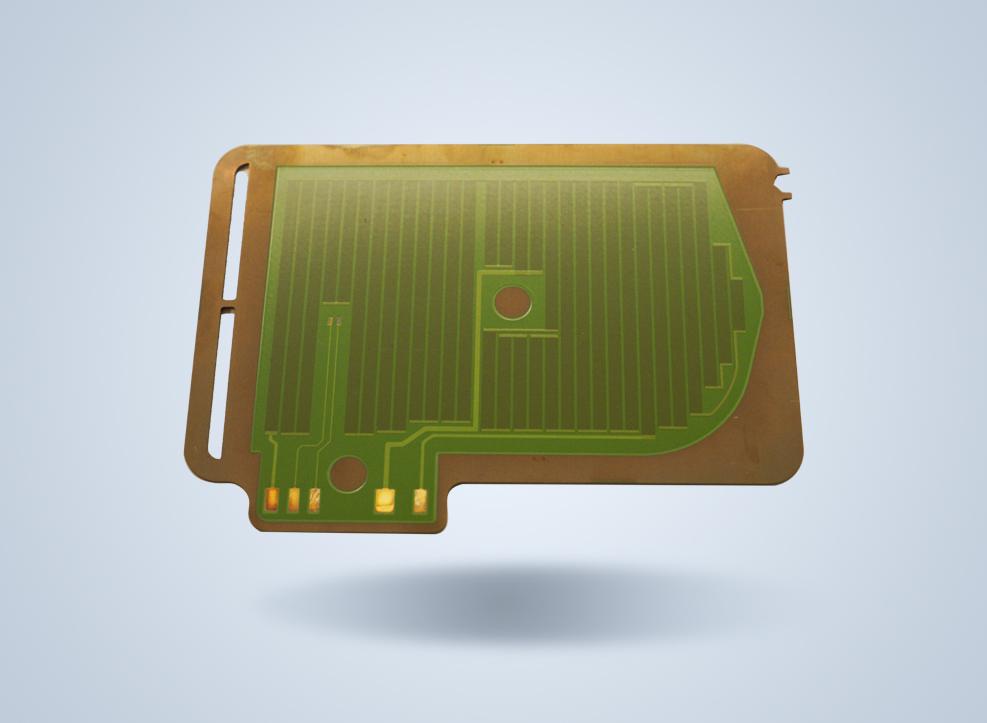 浙江平板厚膜加热器