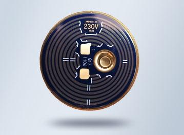 平板厚膜加热器